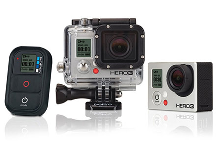 GoPro HD Hero3 Black Edition