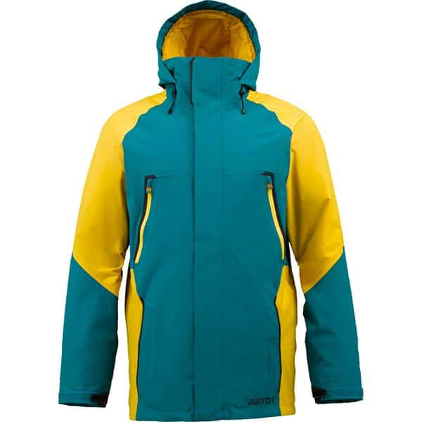 2014 Burton Axis Snowboard Jacket Review
