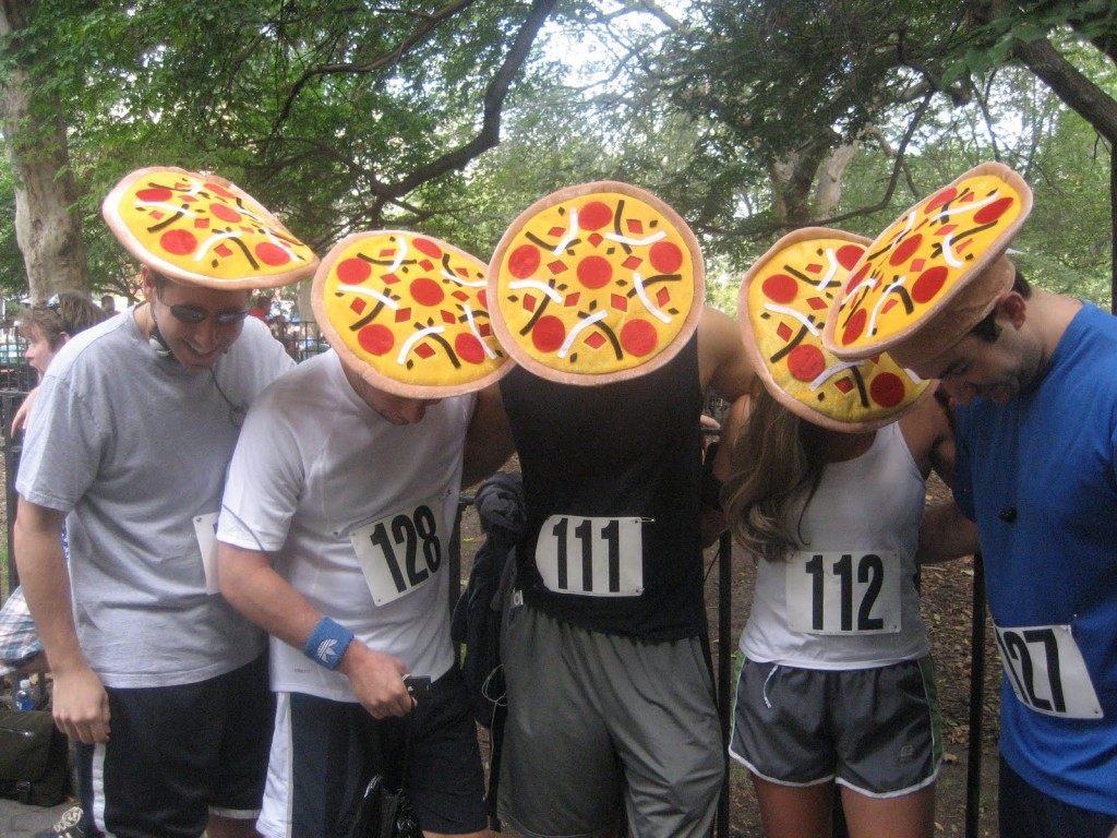 NYC Pizza Run