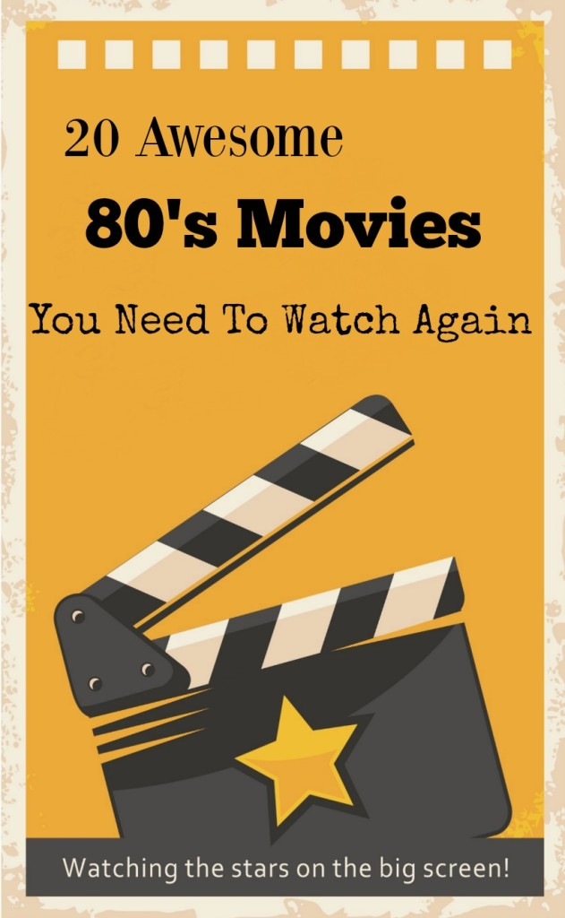 Awesome 80s movies