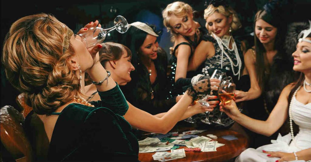Ladies Poker Night