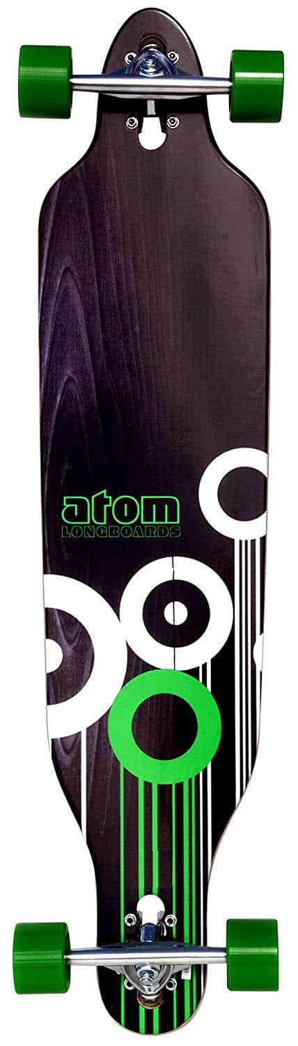 Atom Drop Through