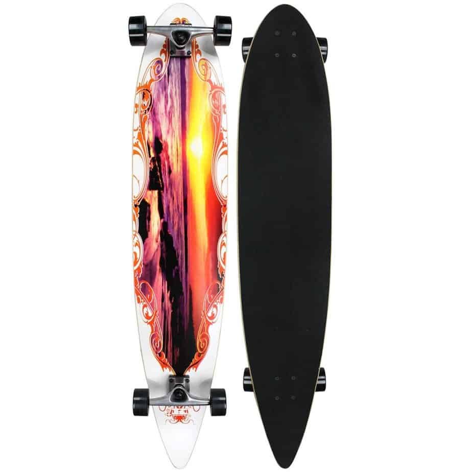 krown-sunset-city-surf-longboard-skateboard