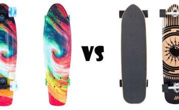 Penny board Vs Long board