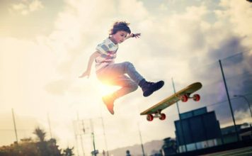 Safety guide to follow before skateboarding