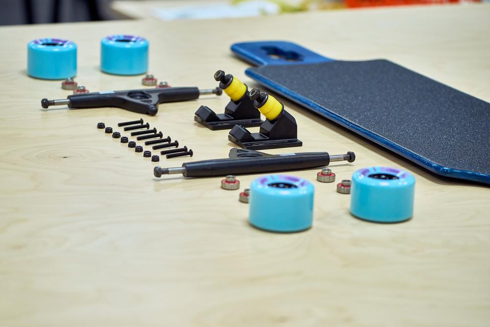 All About Skateboard & Longboard Bearings 1