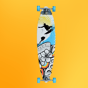 The 10 Best Longboards For Beginners 16