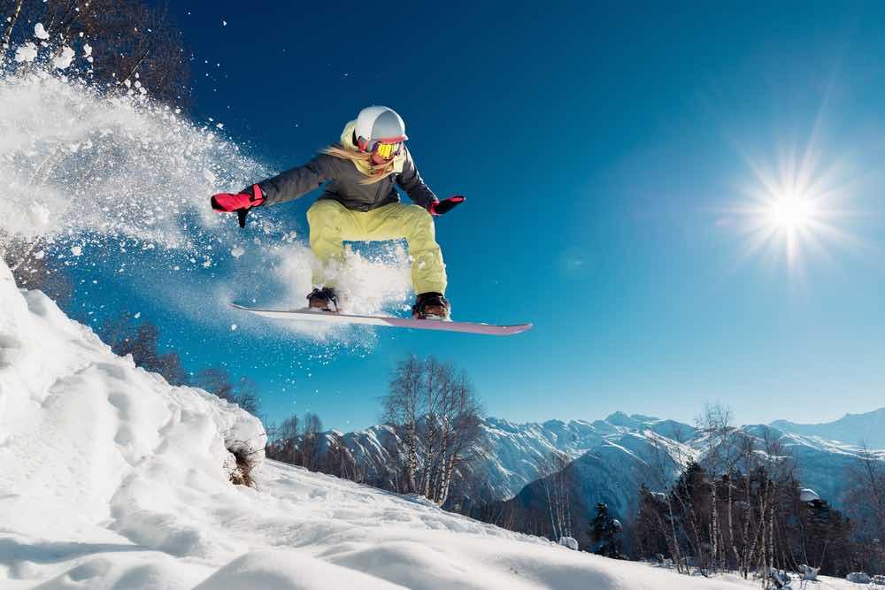 Not Beginner Snowboarding
