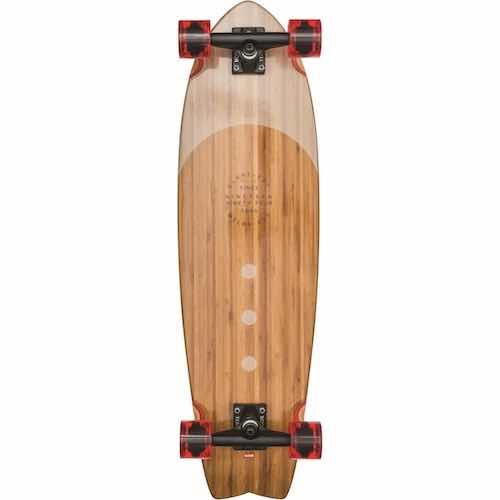 Globe Chromantic Carving Longboard