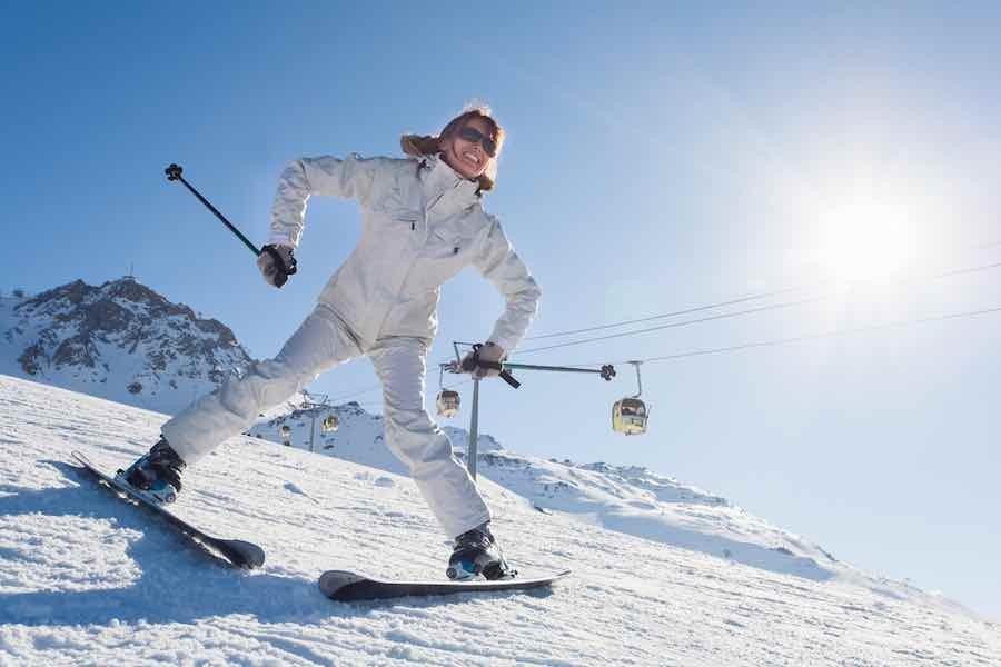 Beginning Skier