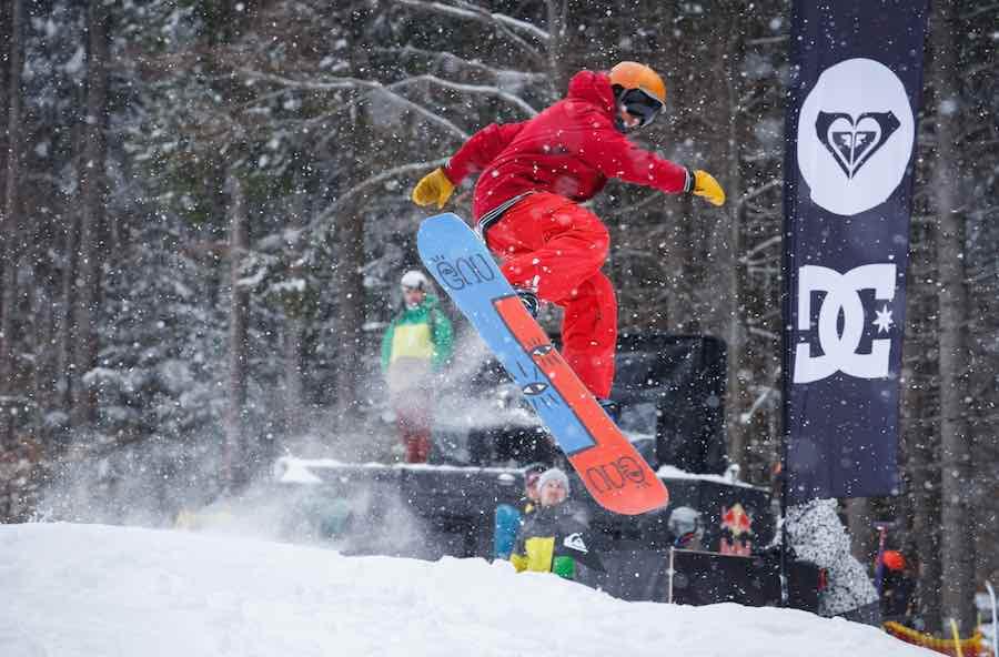 Snowboarding Tricks: Flatspin 360
