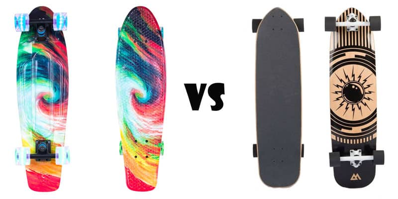 Penny board Vs Longboard: what's right for you? 1